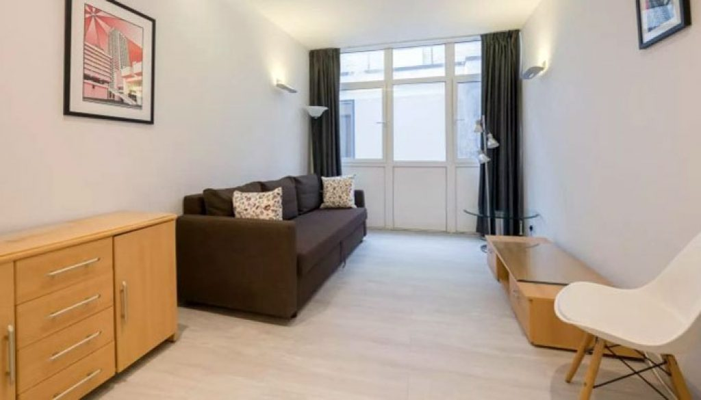 186-190 Bishopsgate, EC2M 4NR 1 Bedroom Apartment
